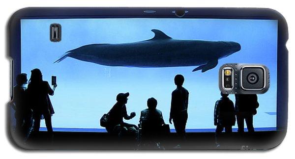 Grand Whale Galaxy S5 Case