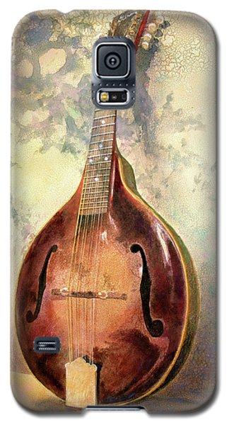 Grandaddy's Mandolin Galaxy S5 Case by Andrew King