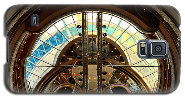 Grandeur Of The Seas Gold Centrum Galaxy S5 Case