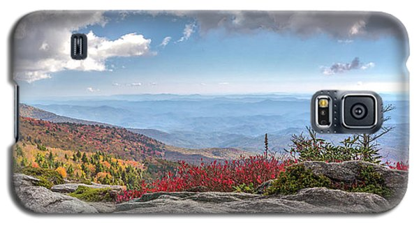 Grandfather Mountain Panorama 02 Galaxy S5 Case