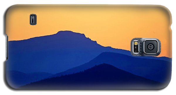 Grandfather Sunset Galaxy S5 Case