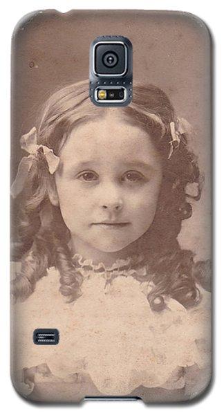 Grandma As A Young Girl Galaxy S5 Case