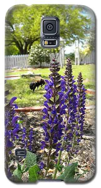 Grandmas Spring Garden Galaxy S5 Case