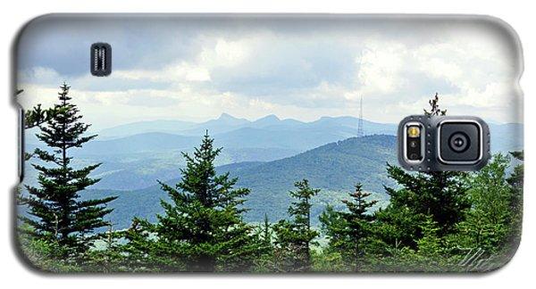 Grandmother Mountain Galaxy S5 Case by Meta Gatschenberger