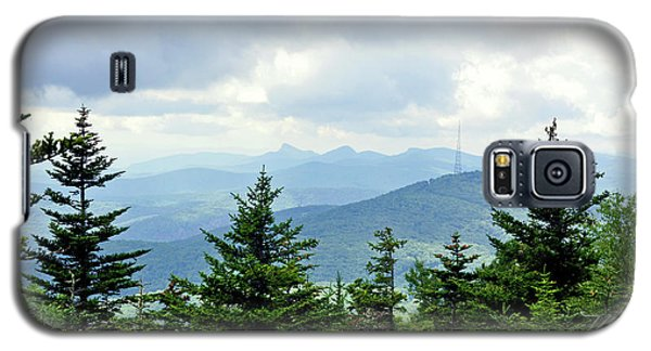 Grandmother Mountain Galaxy S5 Case