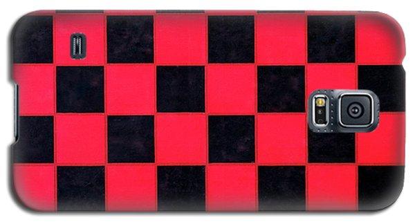 Grandpa's Checkerboard Galaxy S5 Case