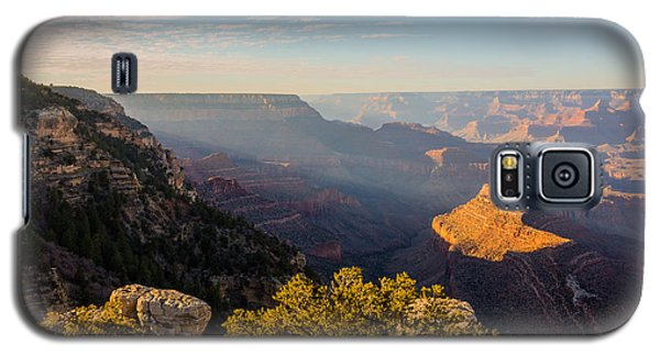 Grandview Sunset - Grand Canyon National Park - Arizona Galaxy S5 Case by Brian Harig