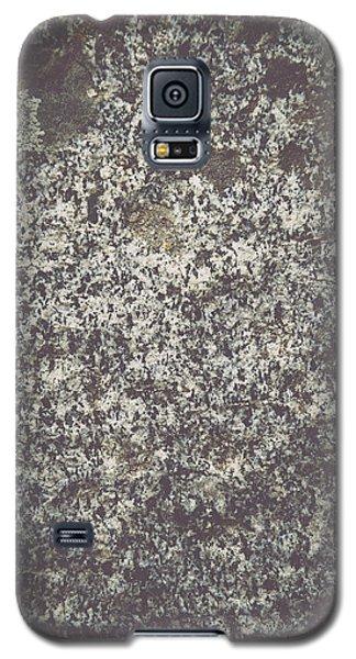 Granite Background Galaxy S5 Case by Brandon Bourdages