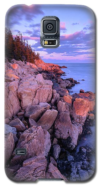 Granite Coastline Galaxy S5 Case