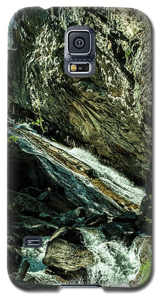 Granite Falls Of Ancient Cedars Galaxy S5 Case