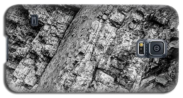 Granite Slab Canadian Rockies Galaxy S5 Case