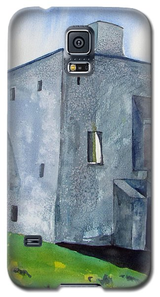 Granuaile's Castle Behind The Hill Galaxy S5 Case