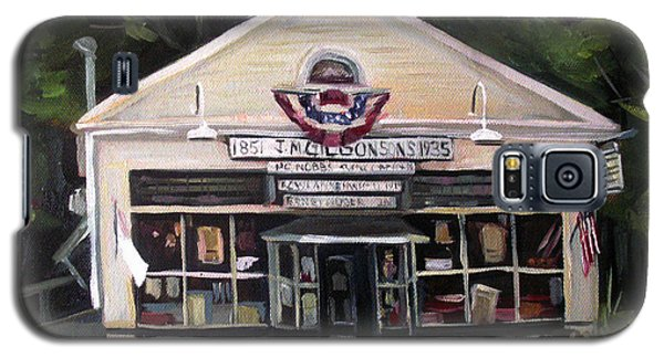 Granville Country Store Front View Galaxy S5 Case