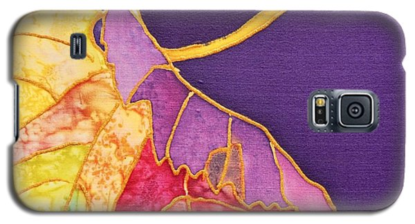 Grape Leaves Galaxy S5 Case