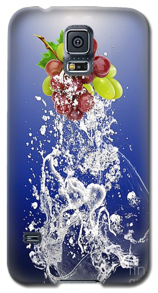 Grape Splash Galaxy S5 Case by Marvin Blaine