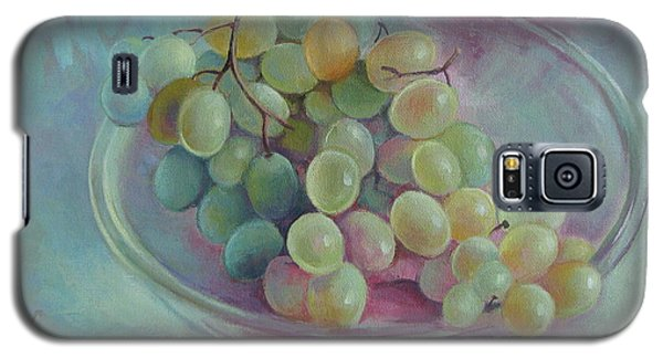 Grapes Galaxy S5 Case by Elena Oleniuc