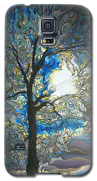 Grasping At Sunshine Galaxy S5 Case