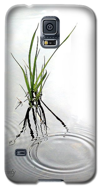 Ripples And Reflections Galaxy S5 Case