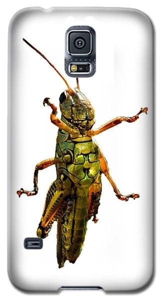 Grasshopper II Galaxy S5 Case by Gary Adkins