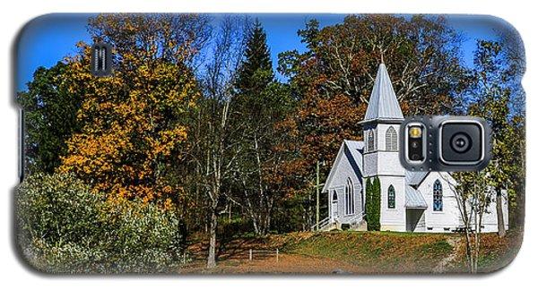 Grassy Creek Methodist Church Galaxy S5 Case