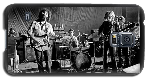 Grateful Dead In Concert - San Francisco 1969 Galaxy S5 Case