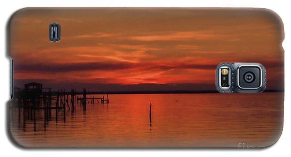 Grateful Sky Galaxy S5 Case