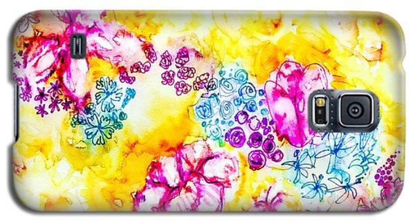 Gratitude Blooms Galaxy S5 Case