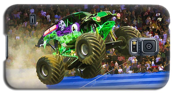 Grave Digger 7 Galaxy S5 Case