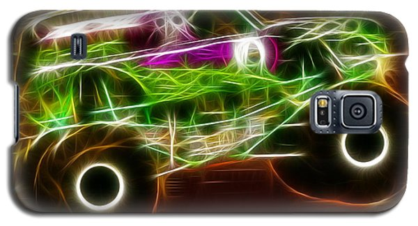 Grave Digger Monster Truck Galaxy S5 Case