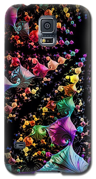 Gravitational Pull Galaxy S5 Case by Kathy Kelly