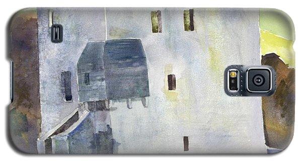 Gray Castle Galaxy S5 Case
