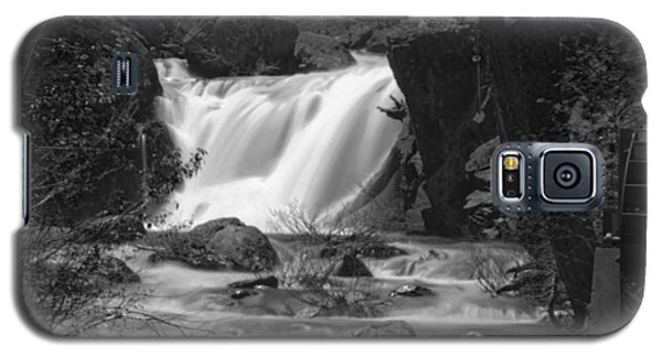 Gray Eagle Falls Galaxy S5 Case