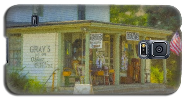 Gray's Store In Little Compton Rhode Island Galaxy S5 Case