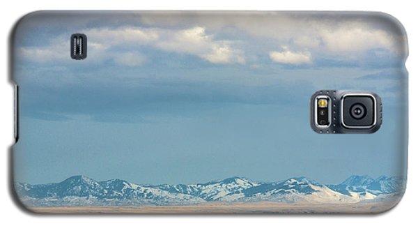 Grazing Near Highwood Galaxy S5 Case