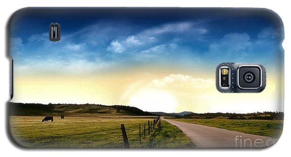 Grazing Time Galaxy S5 Case
