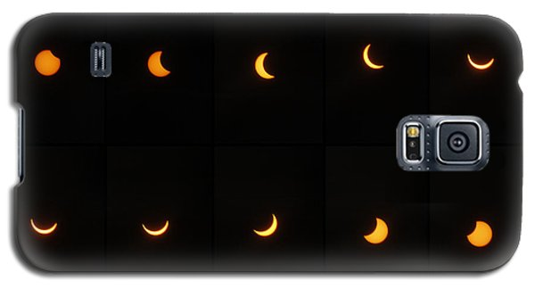 Great American Eclipse 2017 Galaxy S5 Case