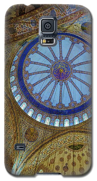 Great Blue Dome Galaxy S5 Case