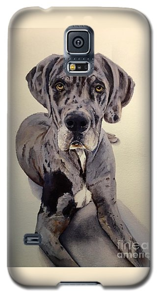 Great Dane Galaxy S5 Case