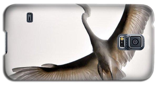 Great Egret Majesty Galaxy S5 Case