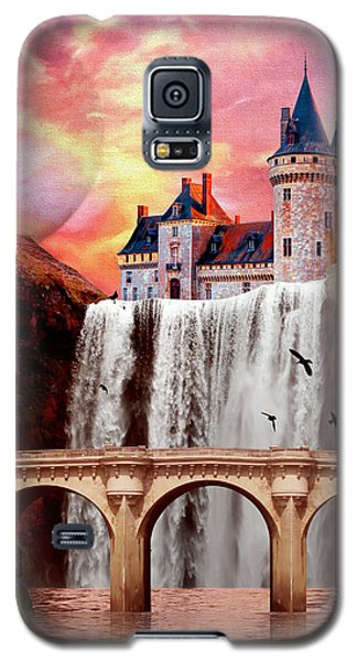 Great Falls Castle Galaxy S5 Case