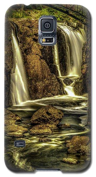 Great Falls Close Up Galaxy S5 Case