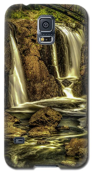 Great Falls Close Up Galaxy S5 Case
