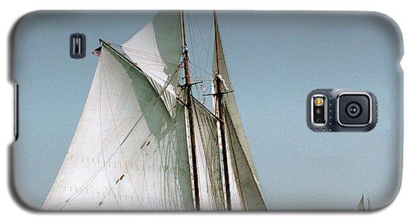 Great Gloucester Schooner Race Galaxy S5 Case