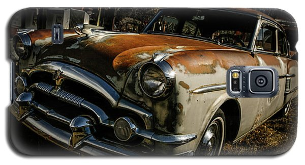 Galaxy S5 Case featuring the photograph Great Old Packard by Marilyn Hunt