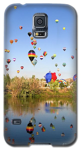 Great Reno Balloon Races Galaxy S5 Case