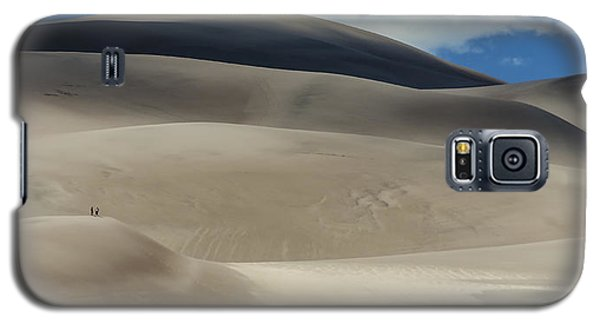 Great Sand Dunes National Park II Galaxy S5 Case by Greg Reed