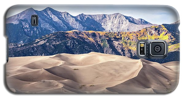 Great Sand Dunes Of Southern Colorado Galaxy S5 Case