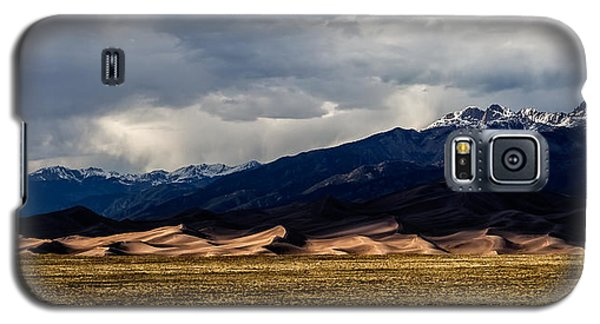 Great Sand Dunes Panorama Galaxy S5 Case