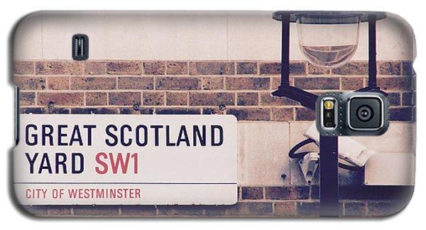 Great Scotland Yard Galaxy S5 Case