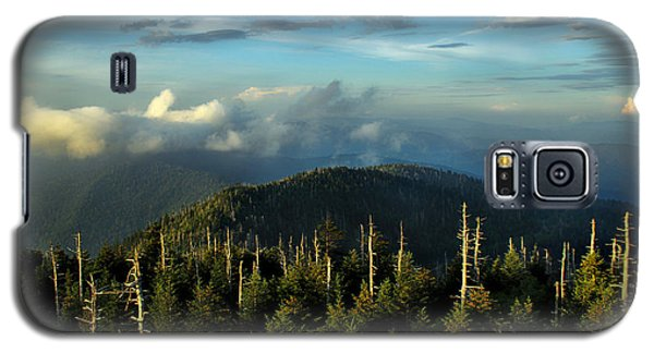 Galaxy S5 Case featuring the photograph Great Smokies by Jessica Brawley